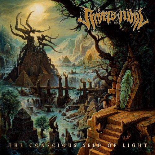 The Conscious Seed of Light by Rivers of Nihil (2013) Audio CD