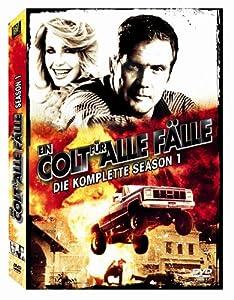 Ein Colt für alle Fälle: Season 1 (6 DVDs)