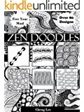 How to ZenDoodle: Tons of Tangle Patterns and Designs