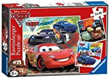Ravensburger Disney Cars 2 Jigsaw Puzzle (3 x 49 Pieces)