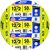 Southwire 28828222 12/2WG NMB Wire 50-Foot