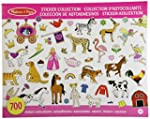 Melissa & Doug Sticker Collection - C...