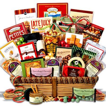 Ultimate Christmas Gift Basket?