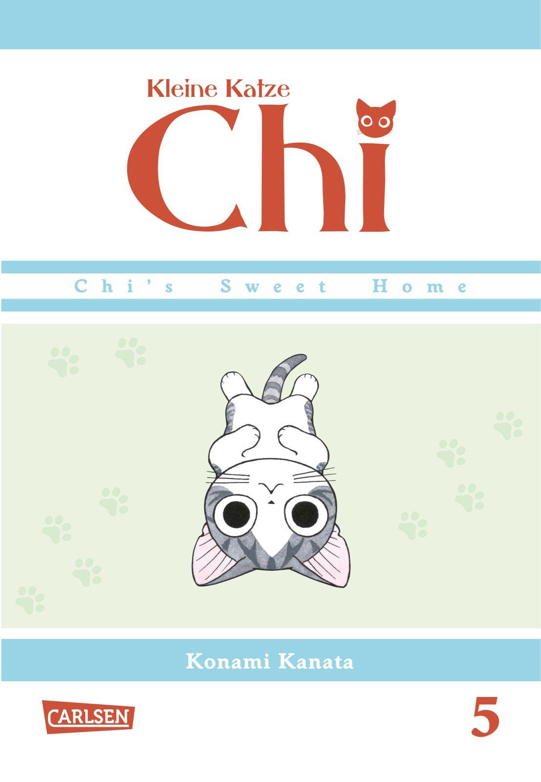 Kleine Katze Chi, Band 5