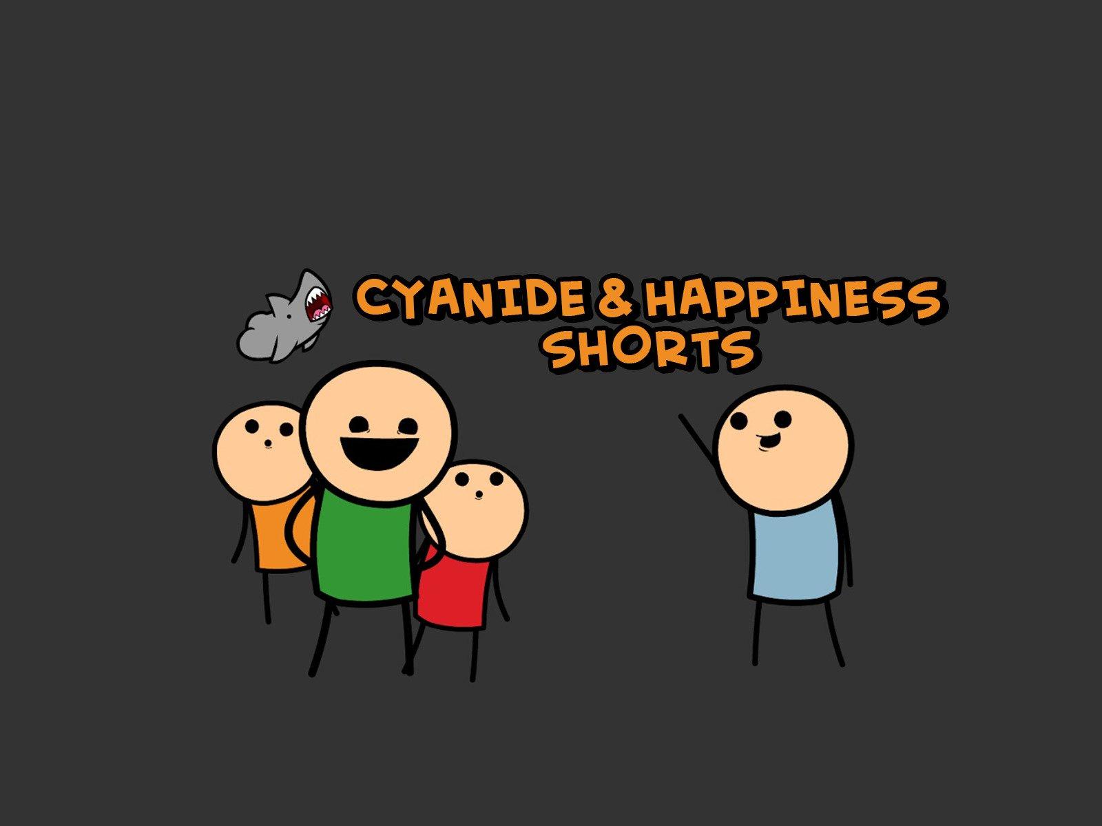 Cyanide & Happiness Shorts on Amazon Prime Video UK
