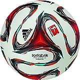 adidas Spielball Deutschland Fußball Offiziell, White/Infrared/Vivid Mint F14, 5, F93564