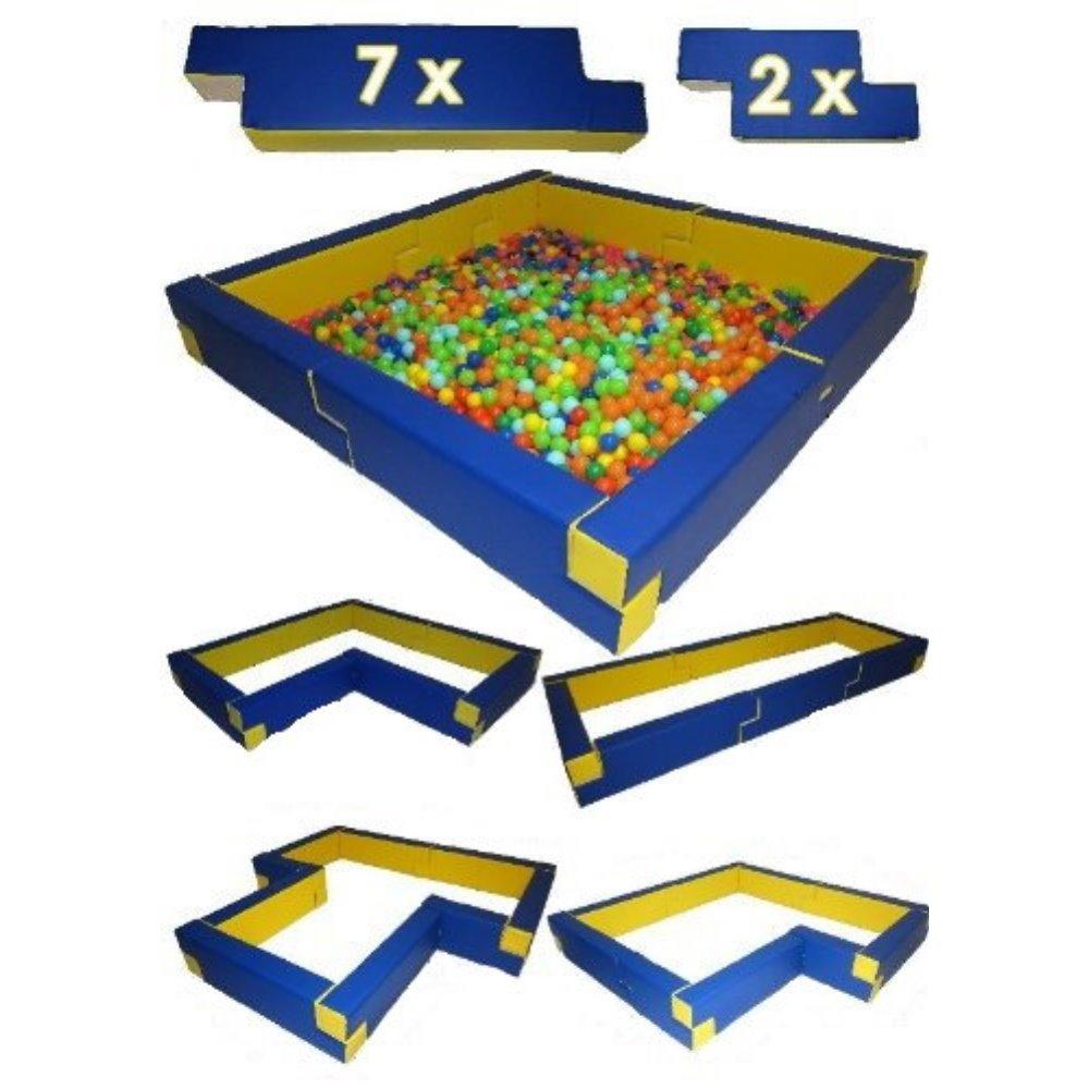 Multi- BällebadPool Schaumstoff Pool für Bällebad Kugelbad Multi-Pool günstig bestellen