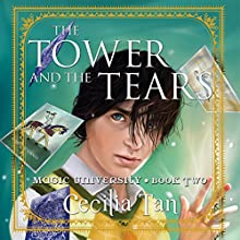 The Tower and the Tears (       UNABRIDGED) by Cecilia Tan Narrated by David Radford