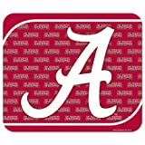 "Alabama Crimson Tide Official NCAA 9""x8"" Mouse Pad by Wincraft at Amazon.com"