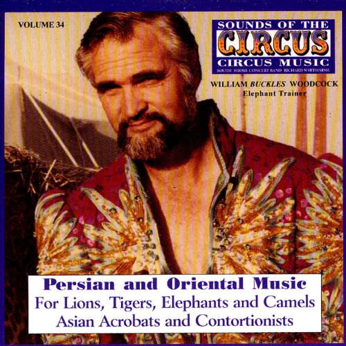 Sounds Of The Circus Vol. 34: Persian & Oriental Music front-965249