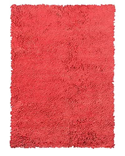 The Rug Market Pasta Rug, Red, 5' 3 x 7' 7