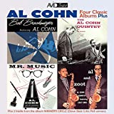 Four Classic Albums Plus (Mr Music / Al Cohn Quintet Ft Bob Brookmeyer / Al & Zoot / Bob Brookmeyer Ft Al Cohn) (Digitally Remastered)