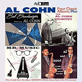 Four Classic Albums Plus (Mr Music / Al Cohn Quintet Ft Bob Brookmeyer / Al & Zoot / Bob Brookmeyer Ft Al Cohn) (Digitally Remastered)