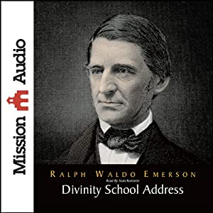 Divinity School Address | [Ralph Waldo Emerson]