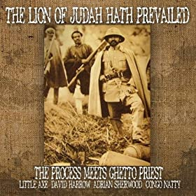 Amazon.com: The Lion of Judah Hath Prevailed: The Process Meets Ghetto