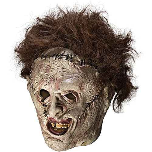Leatherface Adult 3/4 Mask