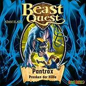 Pantrax, Pranken der Hölle (Beast Quest 24) | Adam Blade