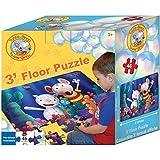 Toopy & Binno Toopy and Binoo Floor Puzzle