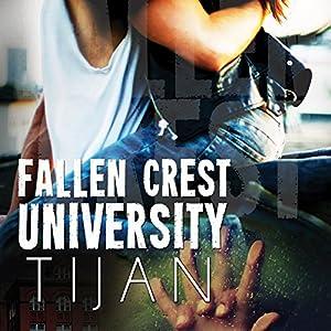 Fallen Crest University Audiobook
