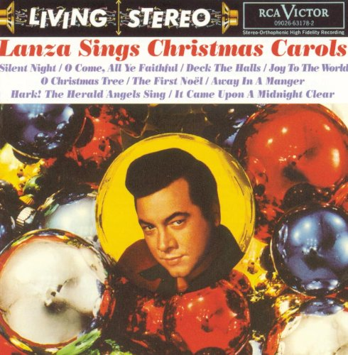Mario Lanza - Sings Christmas Carols (1999) - Zortam Music
