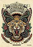 Le livre des tatouages - 100 modèles à colorier