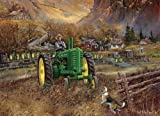 Autumn in Deere Country 1000 pc John Dee...