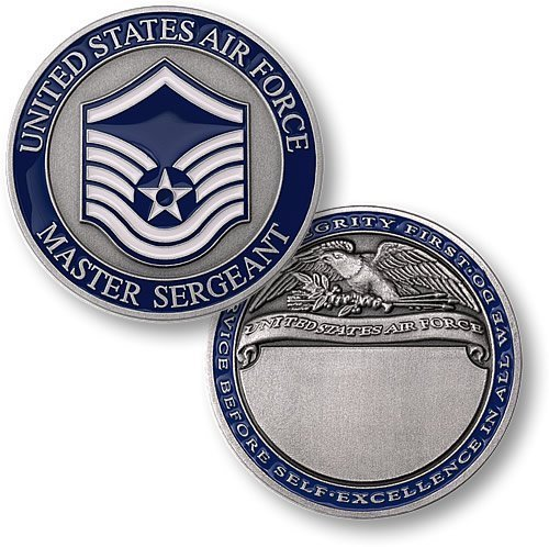 Master Sergeant Air Force - 1