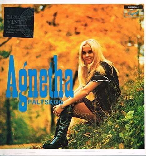 Vinilo : Agnetha Faltskog - Agnetha Faltskog (Holland - Import)
