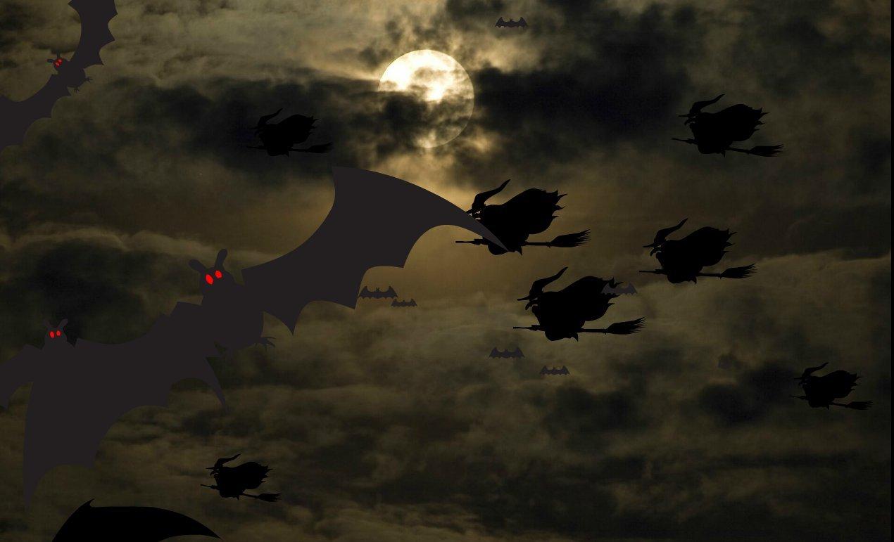 Premium Halloween Screensaver (Download)