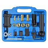 MIKKUPPA for VW Audi Skoda Engine Injector Removal Puller Tool Kit - Car Repair Garage Installer Tools Set - Replacement T10133, SF0053 (Color: Audi VW Skoda Engine Injector Removal Puller Tool)