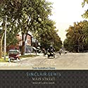 Main Street (       UNABRIDGED) by Sinclair Lewis Narrated by Lloyd James