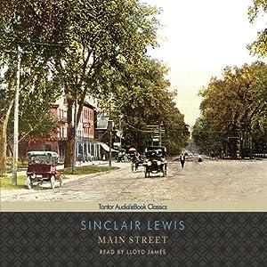 Main Street Audiobook