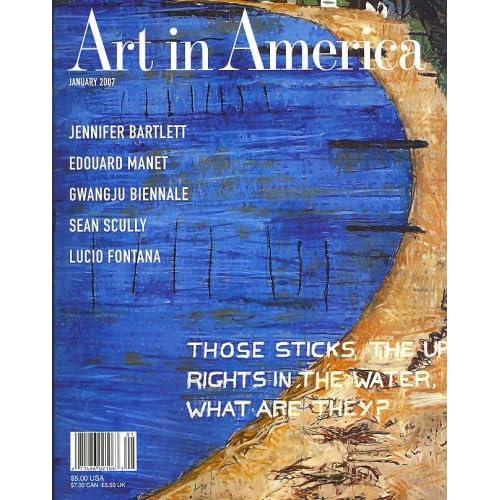 Art in America magazine, January 2007, Baker, Elizabeth C. (editor)