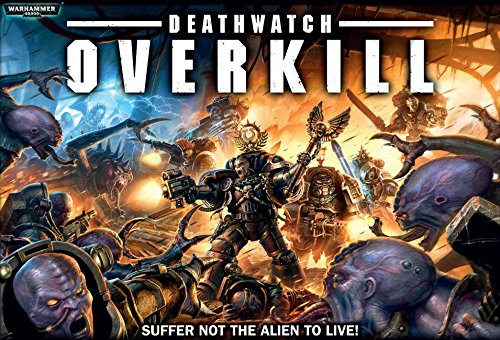 Deathwatch Overkill (Space Hulk Card Game compare prices)