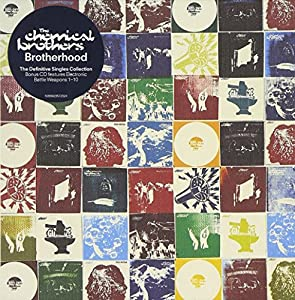 Brotherhood [Best of] [Ltd ed]