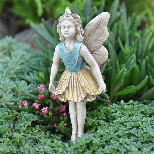 Miniature Fairy Garden Fairy Kimberly - 1
