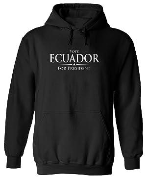 Ecuador for President Hoodie