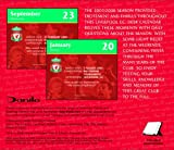 Liverpool Fc Official Block Calend 2010
