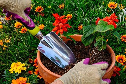 Garden trowel with ergonomic handle from homegrown garden for Garden trowels for sale