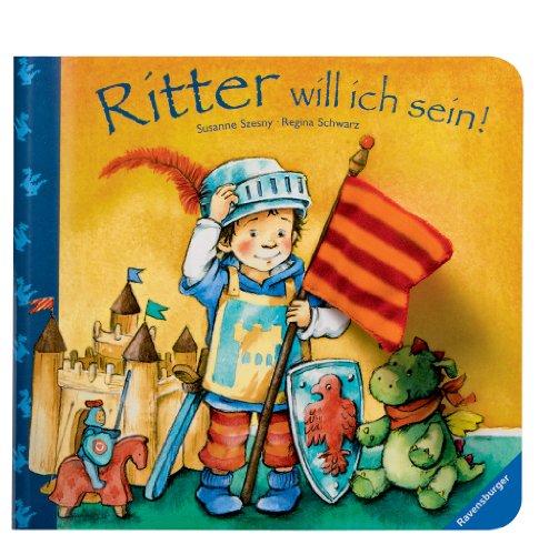 Ravensburger 02395 Ritter will ich sein!