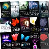 Nora Roberts Nora Roberts In Death Series J.D. Robb Eve Dallas 15 Books Collection Pack Set (Promises in Death, Salvation in Death, Rapture in Death, Visions in Death, Ceremony in Death, Immortal in Death, Betrayal in Death, Holiday in Death, etc) (In De