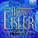 Hanns Eisler Édition