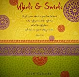 Whirls & Swirls 2010 Calendar