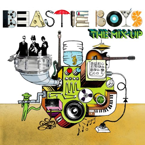 BEASTIE BOYS - THE MIX UP - LP