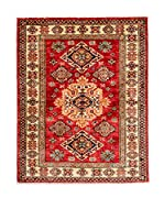 RugSense Alfombra Kazak Super Rojo/Multicolor 111 x 88 cm