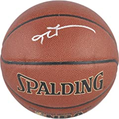 Allen Iverson Philadelphia 76ers Autographed Spalding Indoor Outdoor Basketball -... by Sports Memorabilia