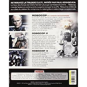 RoboCop - La trilogie [Blu-ray]