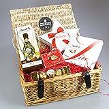 Lindt Love, Marc De Champagne Truffle, Ferrero Rocher & Raffaello, Guylian Heart Truffles Luxury Hamper - By Moreton Gifts - Great Thank you, Birthday, Mother's Day Hamper