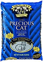 Precious Cat Ultra Premium Clumping Cat Litter- Economy Pkg 80 Pounds