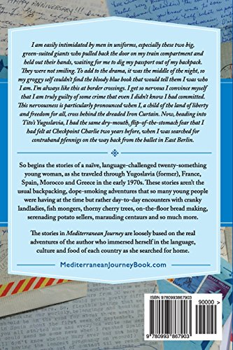 Mediterranean Journey: A Young Woman's Travels Through 1970s Europe